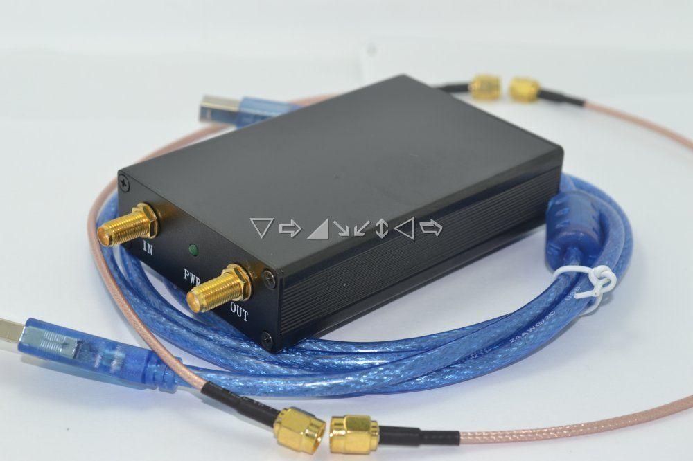 Nouveau générateur de Signal de Source de Signal USB 138 M-4.4G analyseur de spectre Simple