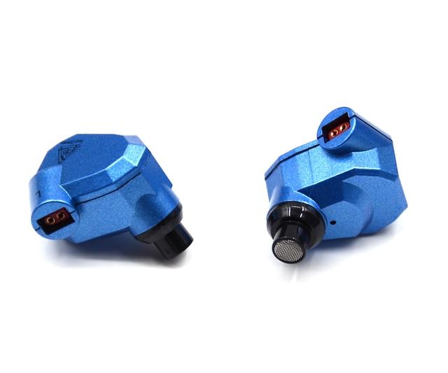 Sport Earphone Earplug Headset Earbud KZ ZST Free Shipping Hybrid In Ear Earphone HIFI DJ Monito Running
