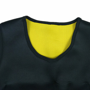 Image 4 - Männer Tops Tees 2018 Mode Schwarz T hemd Männer Neopren Kurzarm Shirt Plus Größe 5XL Neue Shapers Kompression abnehmen Shirts