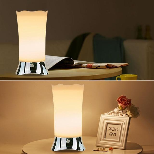 Led Table Lamp Desk Lamp Light Human Body Induction Light Small