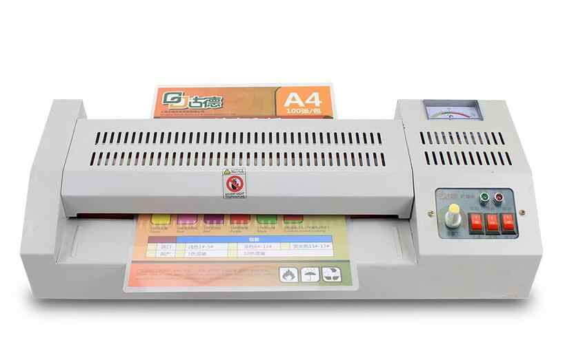 Professional Level Adjustable Temperature Metal Laminator Hot And Cold A3 Photo A4 Laminating Machine For Office Home 4 Rollers A4 Laminator Machine Laminating Machinelaminator Hot Aliexpress