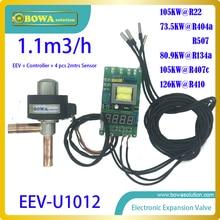 indepedent compressor rack (EEV)