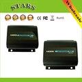 HDMI 1080 P LKV372A 60 М Network Extender Отправитель Передатчик и Приемник Над Cat6/Cat7 Одной Передачи Для DVD PS3 Проектор