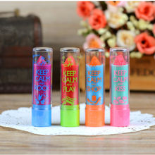 Fashion Women Nutritious Lip Balm Creative Cute Magic Color Lipstick New Arrived Pomade Cosmetics For Girl