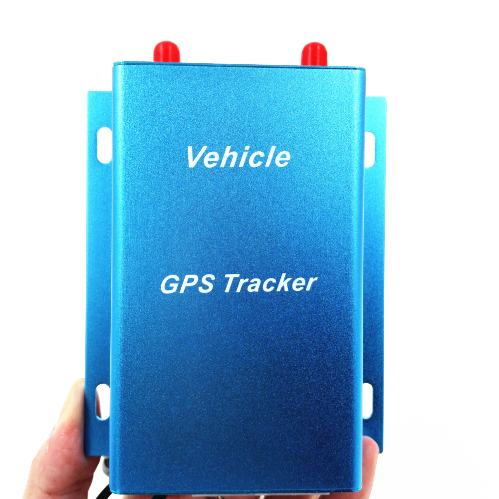 New Gsm Tracker Gps Collar Car Gps Tracker Positioning Motorcycle Theft Anti-lost Satellite Locator Vt310 gsm gprs gps car motorcycle anti theft satellite locator red black