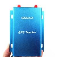 Nueva Gsm Tracker Gps Del Coche Gps Tracker Motocicleta Antirrobo anti-perdida Localizador Satelital de Posicionamiento Vt310