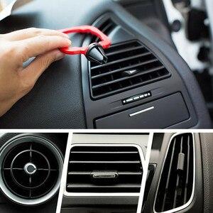 Image 5 - Kongyide 2019 NEUE heiße verkauf Auto Fastener & Clip Saucem Dip Clip In auto Sauce Halter für Ketchup Tauch saucen 2019 Neue 9611
