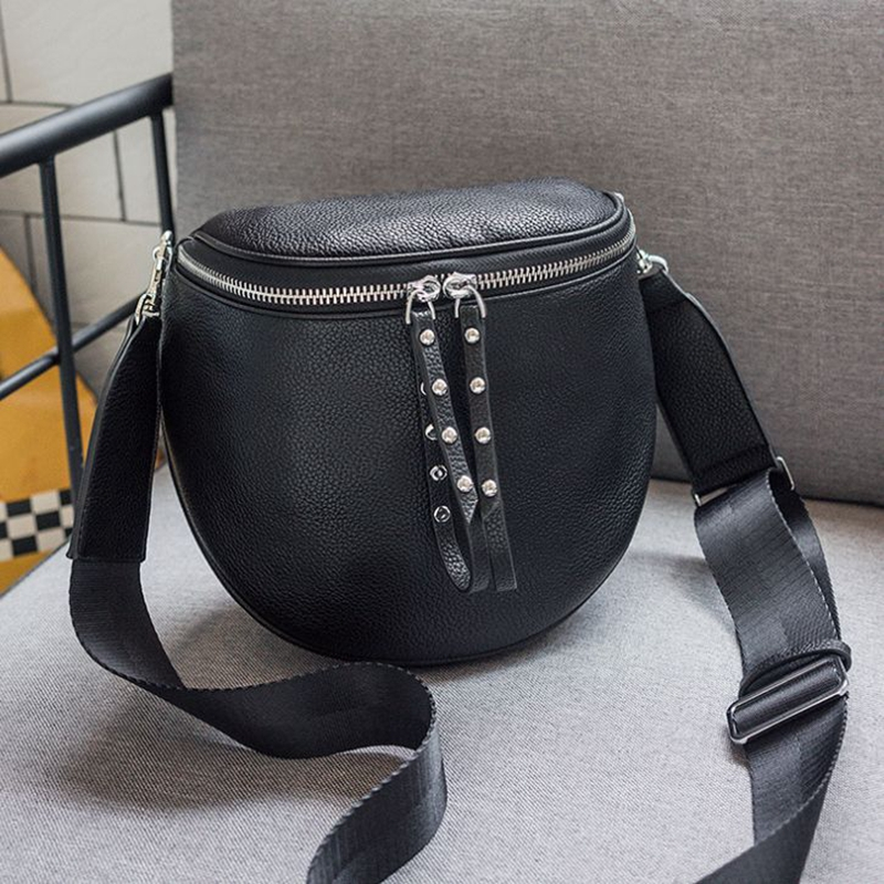 2019 Crossbody Bags For Women Silver Shoulder Bag Small Fashion Summer Bag Female Soft Artificial Leather Messenger Bag Ladies