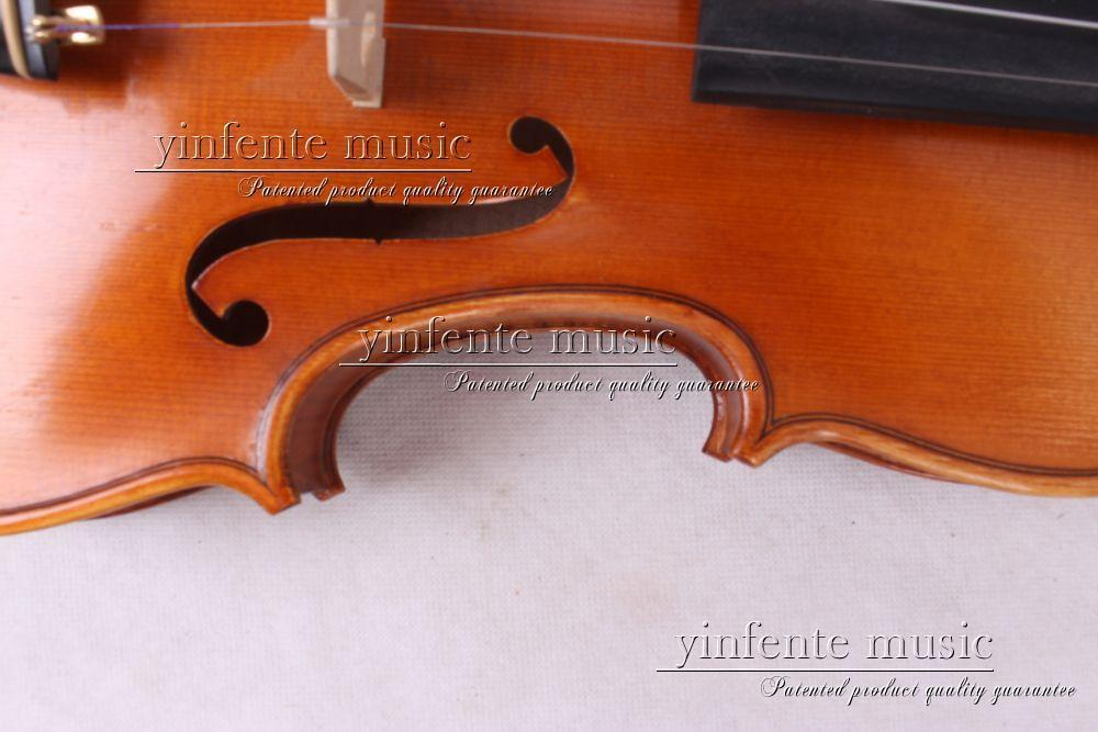4/4 European wood Maple Master Level Violin Flame maple Nice parts Russian SPruce Pro sound Hand Made High grade parts O-2# клещи jtc 5616