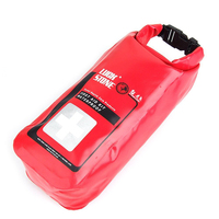 LUCKSTONE 2L Waterproof Bags Emergency First Aid Kit Medical Travel Dry Bag Camping