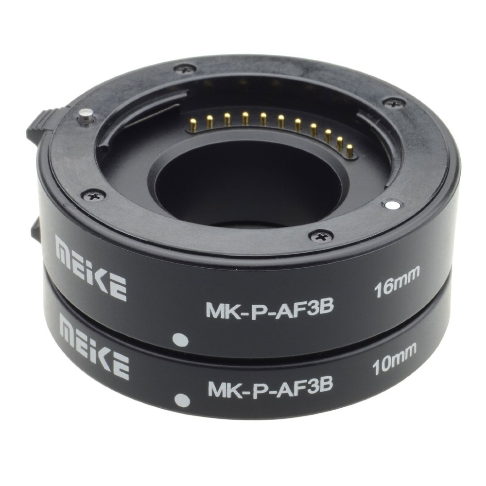 Image 4 - Mcoplus Macro AF Auto Focus Extension Tube Ring for panasonic lumix Olympus M4/3 Micro 4/3 Camera E M5 E PL6 GX1 GM5 G7 E PL7 G9-in Lens Adapter from Consumer Electronics