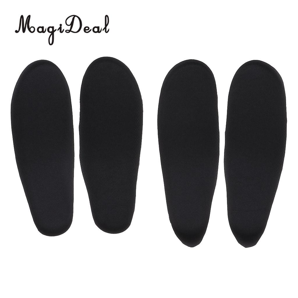 1 Pair Adjustable Skates Insoles Children Replacement Inserts For Inline Skating Roller Skate
