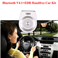 New Arrival Bluetooth Car Kit Handsfree Sunvisor Wireless Car Bluetooth Speaker Bluetooth V4.0 Support Voice Dialing Hifi Stereo
