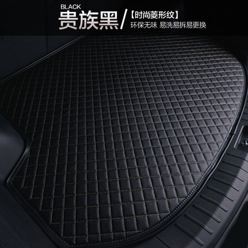 Myfmat CUSTOM car Cargo Liners pad mats for SUBARU Outback Legacy Forester Tribeca SUBARU XV waterproof free shipping new style