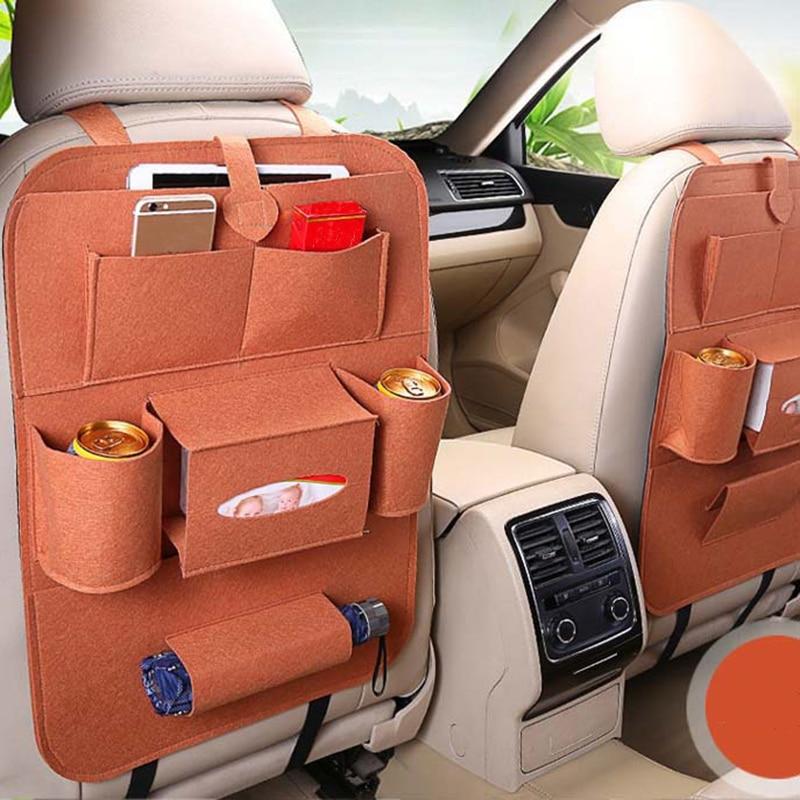 Universele Autostoel Terug Opbergtas Auto Achterbank Hangen - Home opslag en organisatie