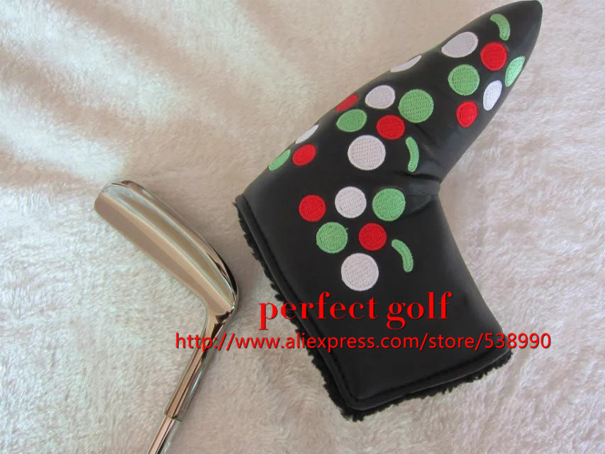 ONLY Golf clubs NAPA Golf putter 33.34.35 inch with Golf steel shaft and wrench putter headcove Free shipping