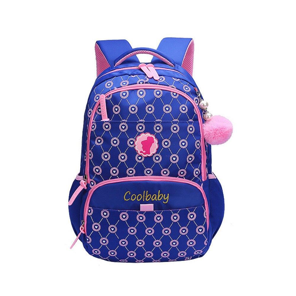Школьные Рюкзаки детей Школьные ранцы милые ортопедическая Рюкзак Mochila Escolar высокой емкости рюкзак для подростков студент