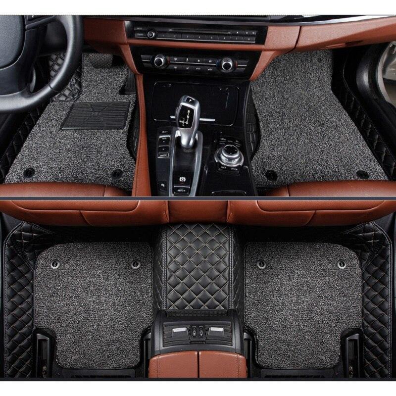 Автомобиль коврик для Lexus ES GS GX LX NX RX LS600H LS430 LS460 LS460L LS350 LS500H IS200 IS250 IS300H IS350 стайлинга автомобилей ковры