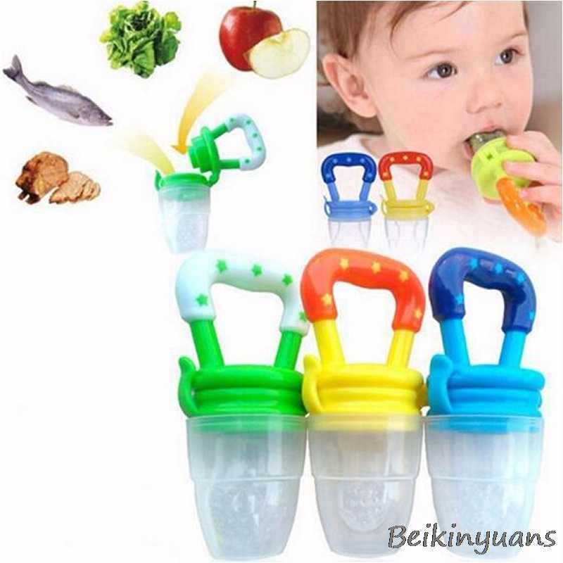Child safety non-toxic food supplement fruit feeder baby pacifier baby fresh fruit food supplement child feeding pacifier