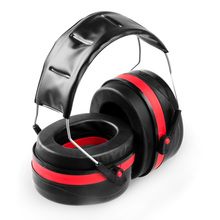 New Headset Hearing Protection Ear Muffs Hunting Shooting Sleep Work Noise Reduction Sound Ear Protector Earmuffs