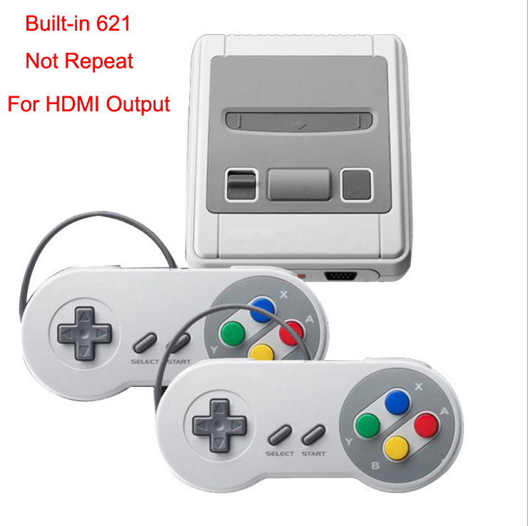 621 Games Childhood Retro Mini Classic 4K TV HDMI 8 Bit Video Game Console Handheld Gaming Player fast ship image