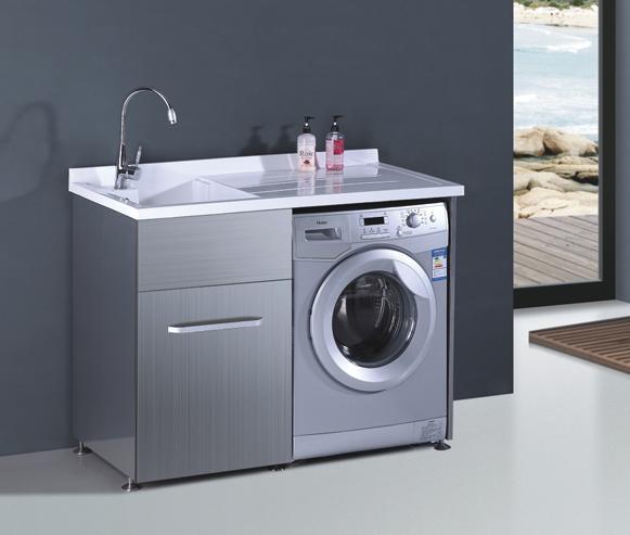 Attrayant The New Stainless Steel Wash Drum Washing Machine Cabinet Wardrobe Cabinet  Balcony Classic Minimalist Modern Special