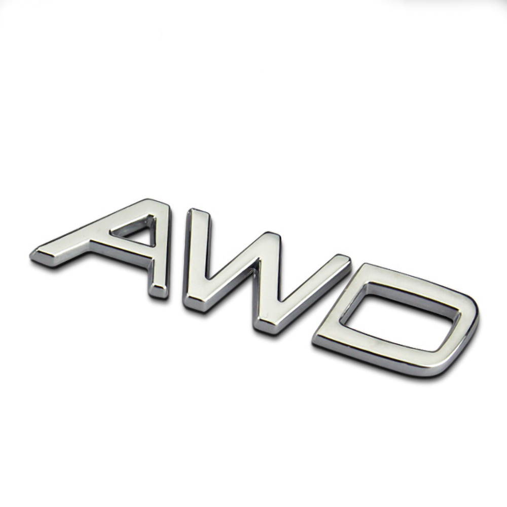 AWD T5 T6  for Volvo Sticker (14)