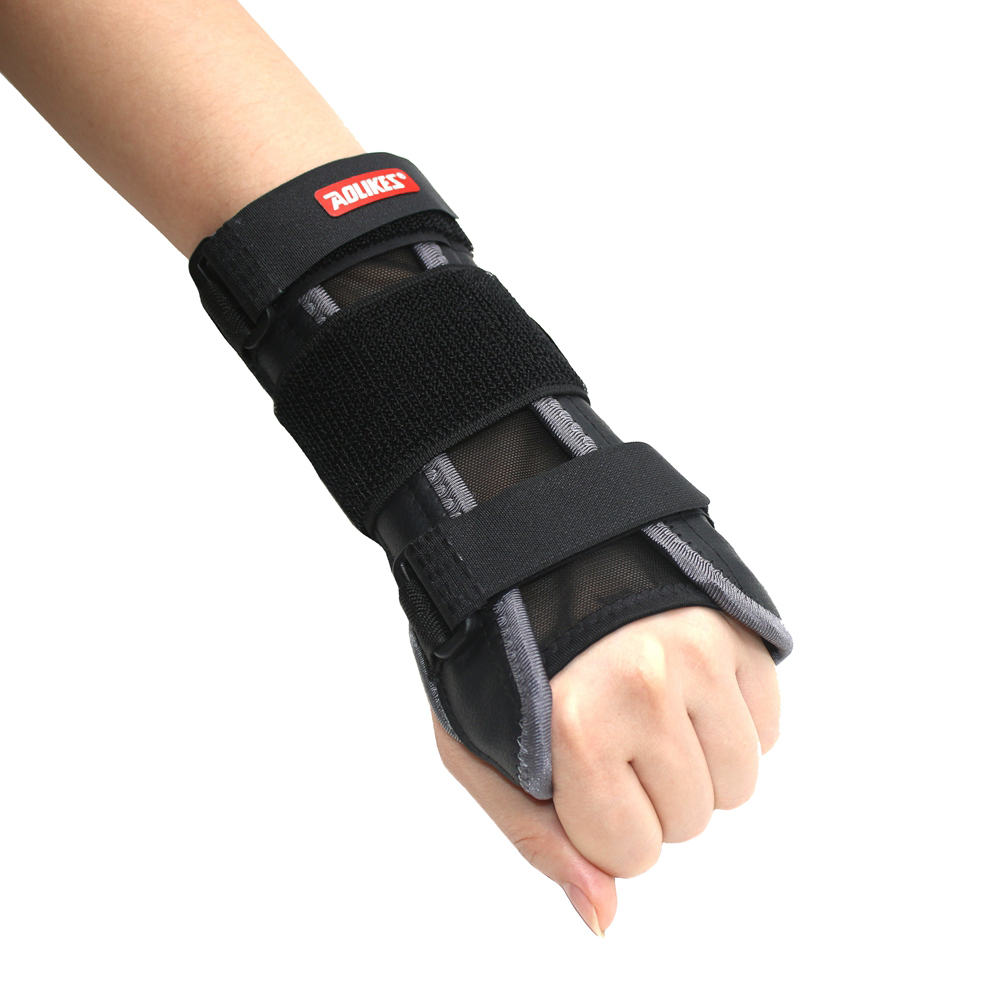 Upgrade Breathable Wrist Support Carpal Tunnel Splint Adjustable Wrist Support Brace For Pain Relief from Carpel Tunnel Syndrome цена