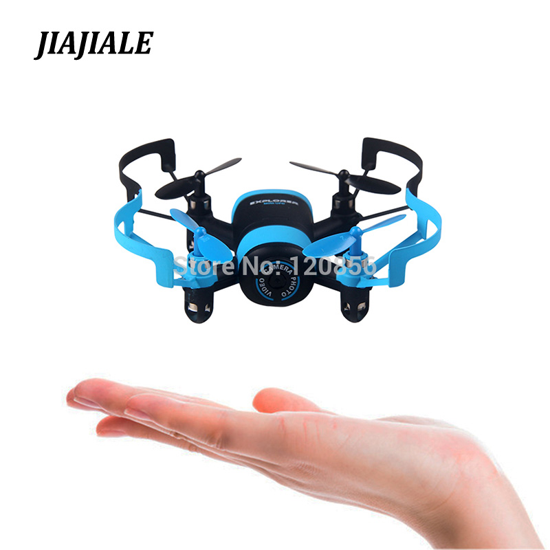 9CM 512V RC Mini Drone with 2MP Camera Quadcopter Helicopter Remote control pocket drone toy gift for Boy Children VS H8 H36