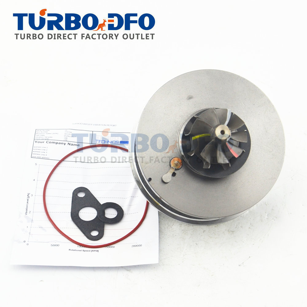 740067 Cartridge Turbine Repair Kit For Opel Astra H / Signum 1.9 CDTI 110Kw 150HP Z19DTH - 773720-5001S Turbocharger CHRA Core
