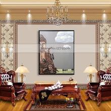 wall decor Canvas painting modern oil on canvas abstract Cuardros decoracion Buddha pop art cheap paintings