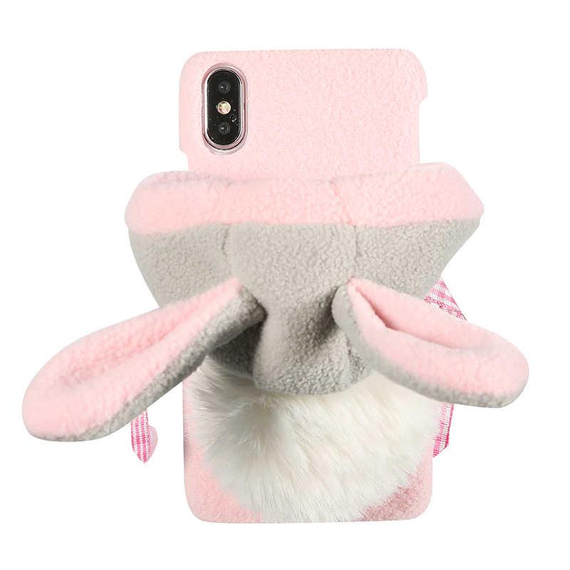 fluffy phone case iphone 7