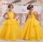 Princess Yellow Flow...