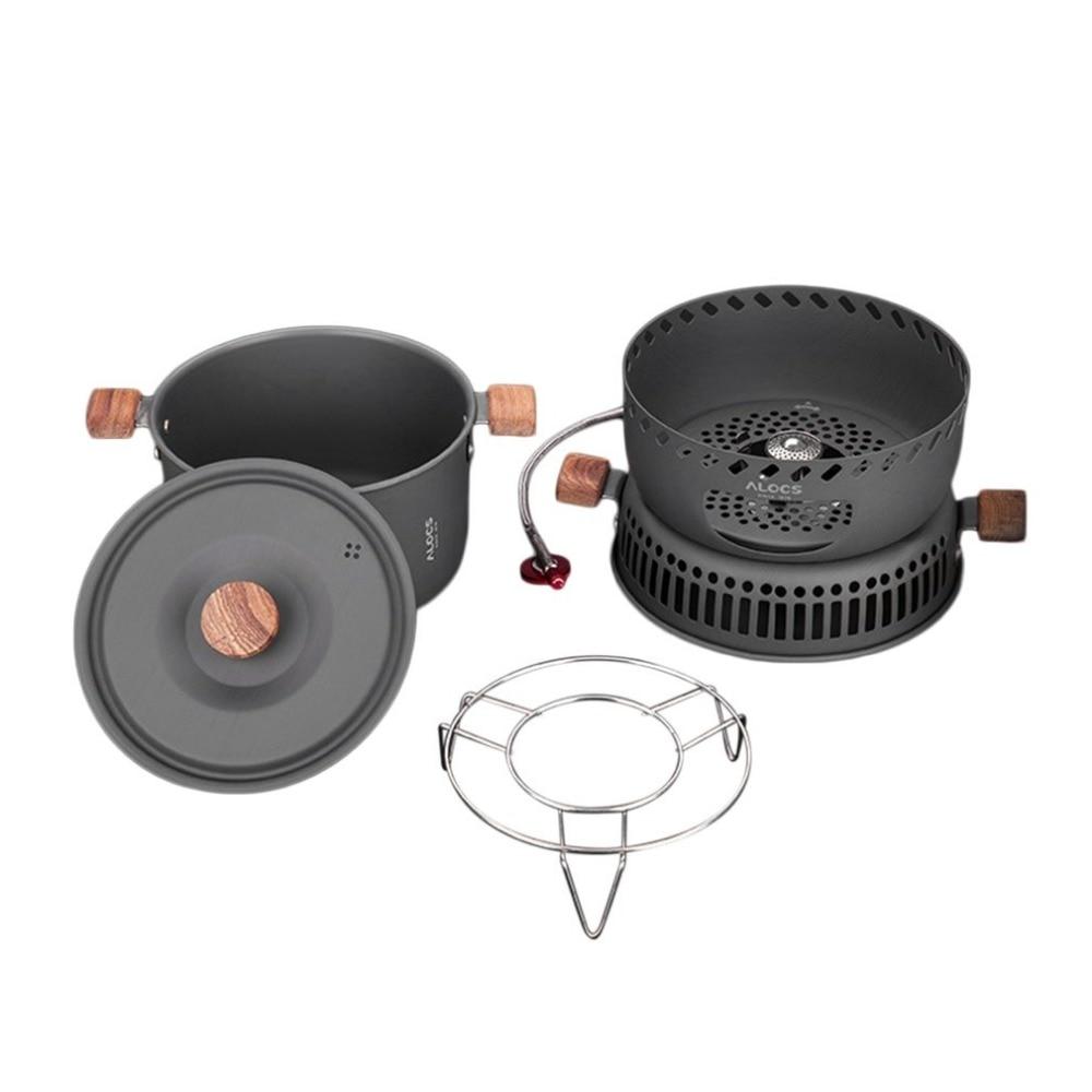 ②Alocs cw-c33 olla estufa herramienta de cocina al aire libre a ...