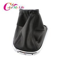 Для Chevrolet Cruze 2008 2009 2010 2011 2012 автомобильный чехол для рычага переключения передач Gaiter Boot из искусственной кожи рычаг переключения передач Gaiter автомобильные аксессуары