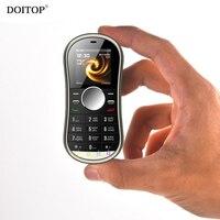 DOITOP Fidget Gyro Spinner Telefon Hifi Muzyka Odtwarzacz MP3 Wsparcie Dual Karty SIM GPRS BT FM Radio Rąk Tarczy Telefonu komórkowego MP3