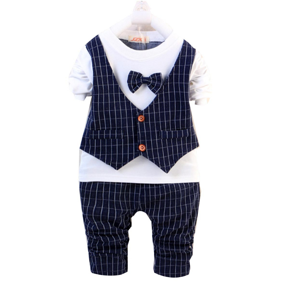 kids uniform clothes for school birthday suits long sleeve Vest shirt cotton striped pants baby boy gentleman clothing sets blue gentleman boys clothes 3pcs set long sleeve shirt vest pants new style baby boy clothes