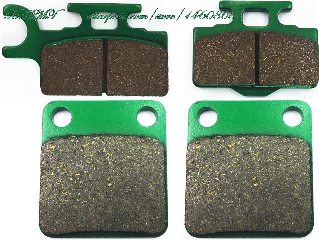 Brake Shoe Pads Set For Kawasaki Kx65 Kx 65 1999 & Up