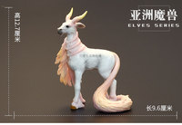 pvc figure toy gift Simulation Fantasy Animal Model toy elves series