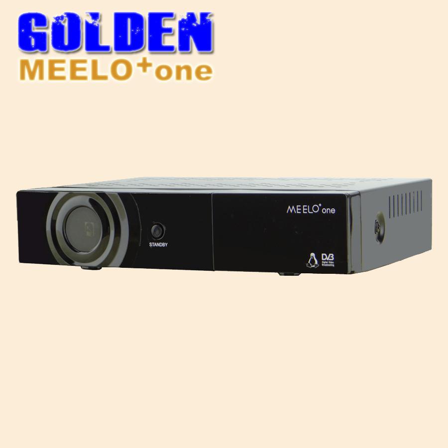 Prix pour 2 PCS [DHL LIBRE] MEELO Un Récepteur Satellite DVB-S2 Tuner Linux Système D'exploitation 750 DMIPS Processeur 256 MB NAND Flash 512 MB DDR