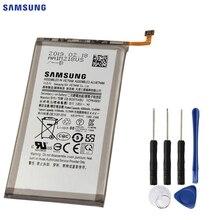 Original de SAMSUNG batería de reemplazo EB-BG975ABU para Samsung GALAXY S10   S10 más S10Plus SM-G9750 G9750 4100 mAh batería del teléfono