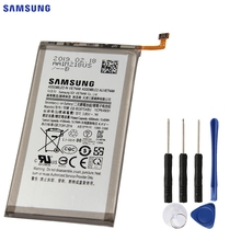 SAMSUNG Original Replacement Battery EB-BG975ABU For Samsung GALAXY S10  S10 Plus S10Plus SM-G9750 G9750 4100mAh Phone Battery