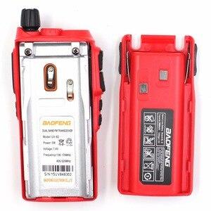 Image 4 - BaoFeng UV 82 5W Dual Band 136 174 & 400 520MHzวิทยุสองทางUV 82 2800MAhแบตเตอรี่Walkie Talkie