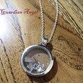 Celestial Petites Clear CZ Necklaces Women 925 Sterling Silver Jewelry 2016 Autumn Necklaces&Pendants For Women Large Size 2.5CM