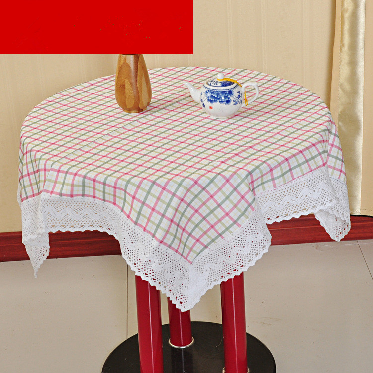 2016 New Simple Fashion Table Cloth Outdoor Home Party Coffee Table Cloth Hot Sale Lace Table