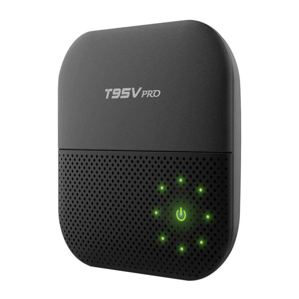 Set top Box PRO Dual-Band WiFi Android 6.0 TV Box 2G/16G Octa Core S912 1000M LAN KD Gigabit 2.4GHz/5 GHz WiFi Bluetooth TV Box