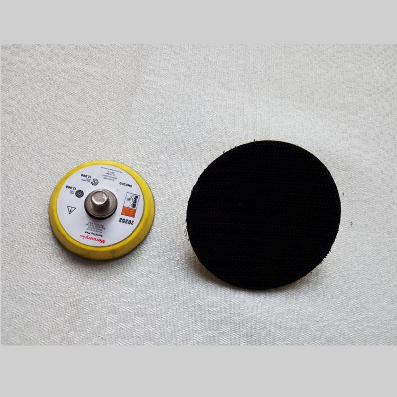 Pneumatyczne podkładki szlifierskie 2-calowe 3-calowe podkładki - Elektronarzędzia - Zdjęcie 2