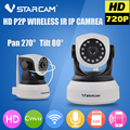 Vstarcam C7824WIP WIFI Camera Wireless IP Camera Wi-Fi CCTV Onvif Surveillance Camera 720P Motion Detection Home SD Cared Camera