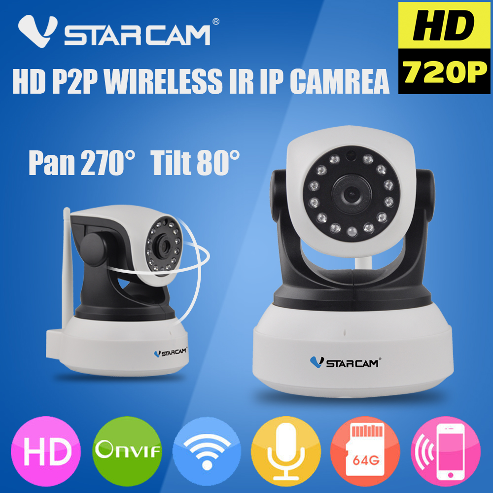 buy wifi camera vstarcam c7824wip wireless ip camera wi fi cctv onvif. Black Bedroom Furniture Sets. Home Design Ideas