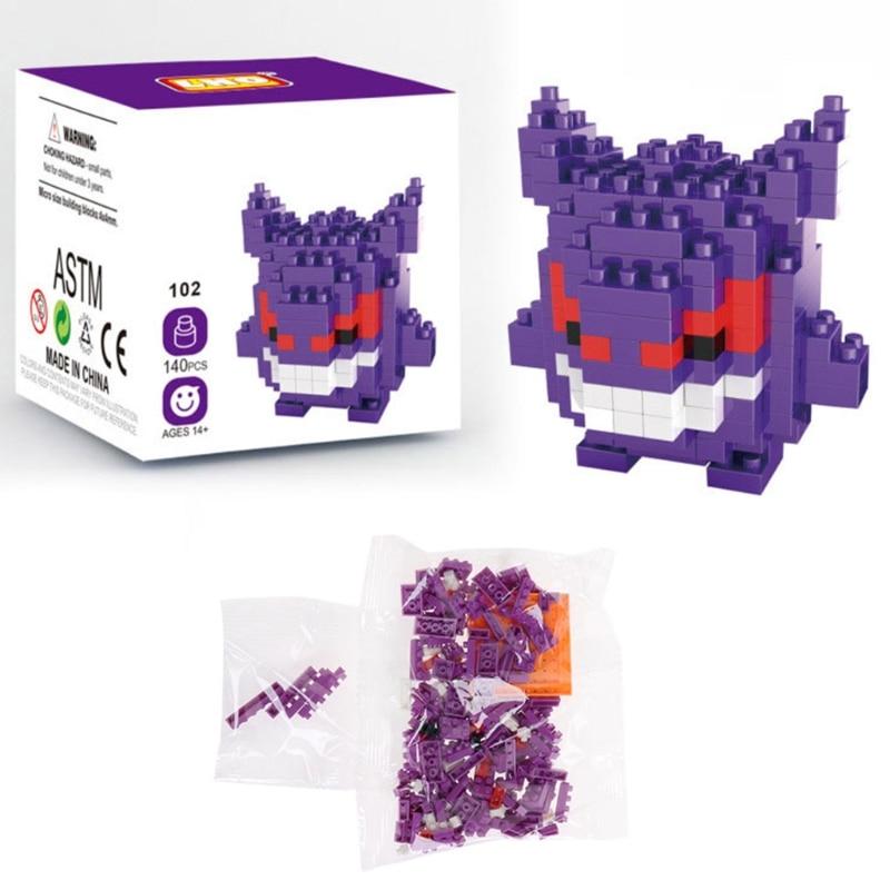 Mini Micro-sized Diamond Building Block Nanoblock Kid Gift Funny Educational Toy-m18 детский шар funny ballsdiameter 2m 78 big sized ball